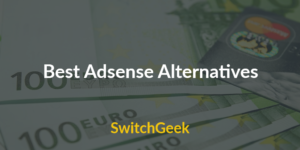 5 Best Google Adsense Alternatives 2017