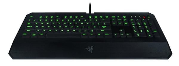 Best Wireless Gaming Keyboards Razer DeathStalker