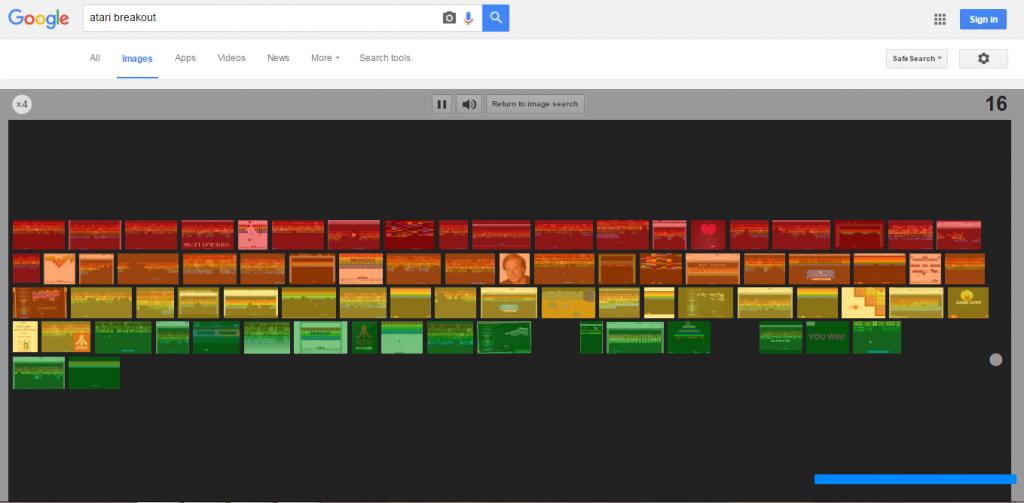 google atari