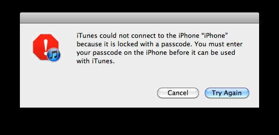 iphone is disabled connect to itunes without restoring
