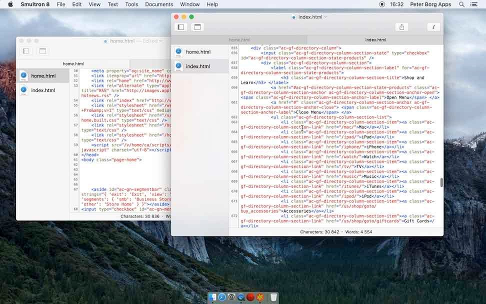 Best Text Editors for Mac 12