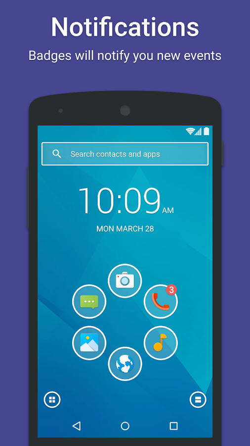 Fastest Android Launchers 7