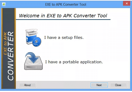 How to Convert EXE to APK file in Android with Converter - SwitchGeek