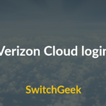 Verizon Cloud login, Sign in Online Easily 2019