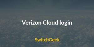 Verizon Cloud login, Sign in Online Easily 2018