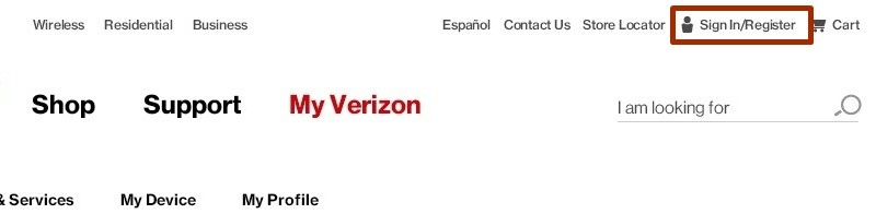 Verizon Cloud Login Sign In Online Easily SwitchGeek - Business invoices free verizon online store
