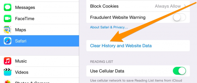 How to delete documents and data snapchat iphone