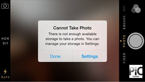 how to delete documents and data on iphone 5s