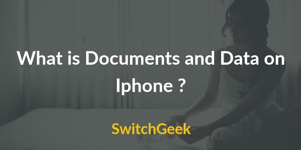 what is documents and data on iphone delete clear 2018 With documents and data iphone 2018