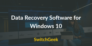 Best 6 Data Recovery Software for Windows 10