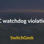 Fix DPC watchdog violation Errors in Windows 8, 10