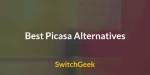 Best Picasa Alternatives