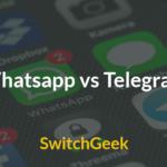 Whatsapp Vs Telegram Vs Hike ? Which one is Best App ?