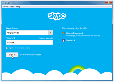 How to Change Skype Username