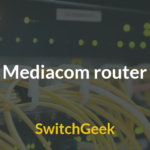 Mediacom Router Login Guide - Admin Access
